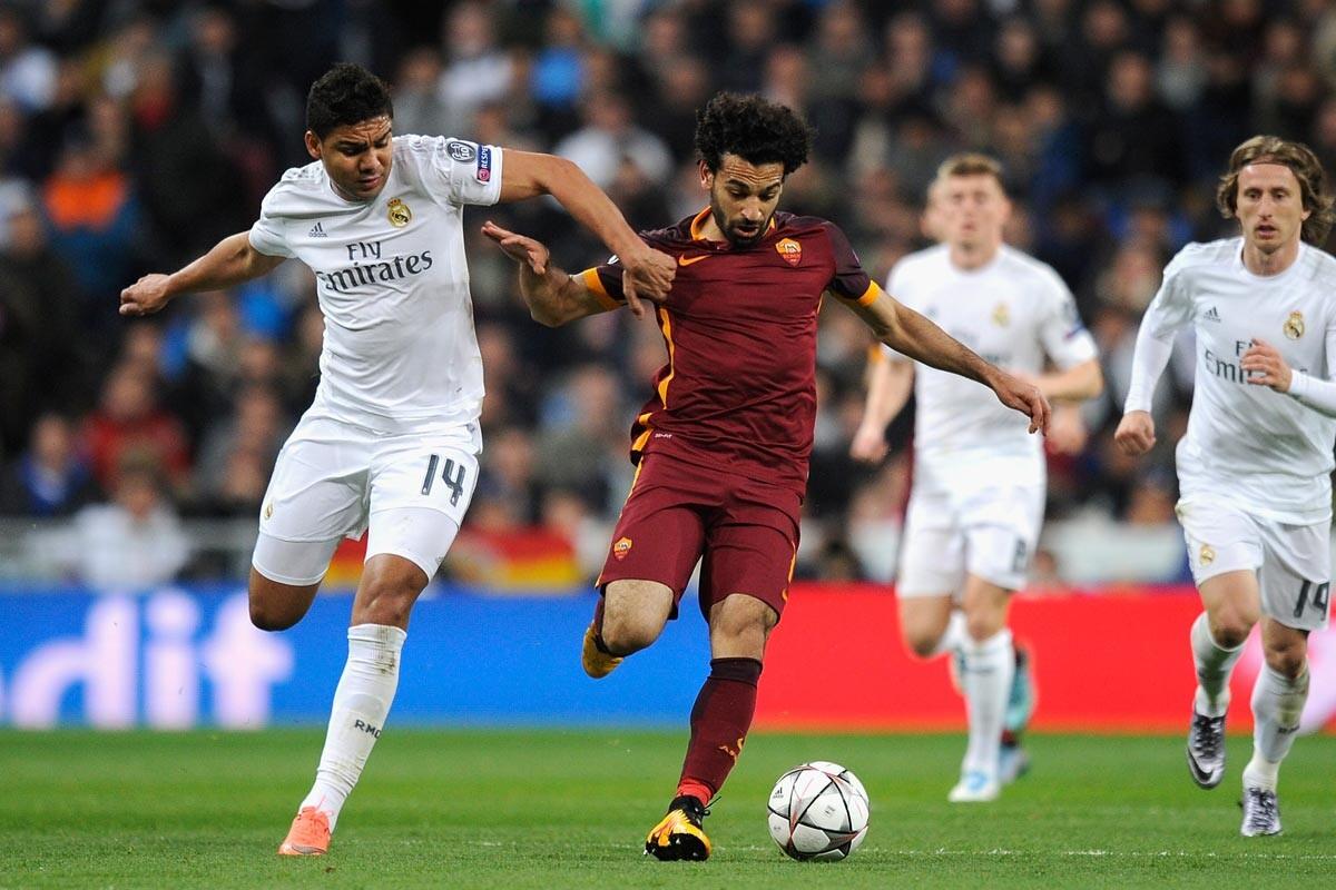 Casemiro es jugador del Real Madrid