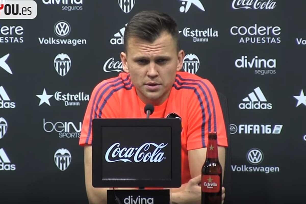 Cheryshev es un jugador del Real Madrid cedido en el Valencia