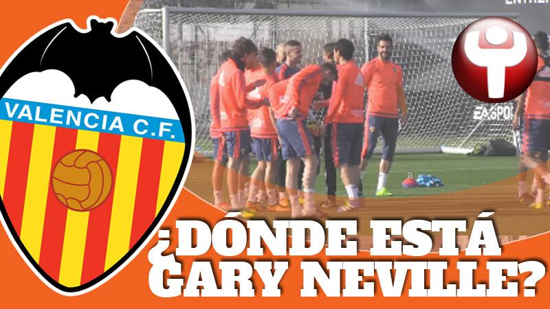 El Valencia vuelve a los entrenamientos tras el parón de Semana Santa sin su entrenador
