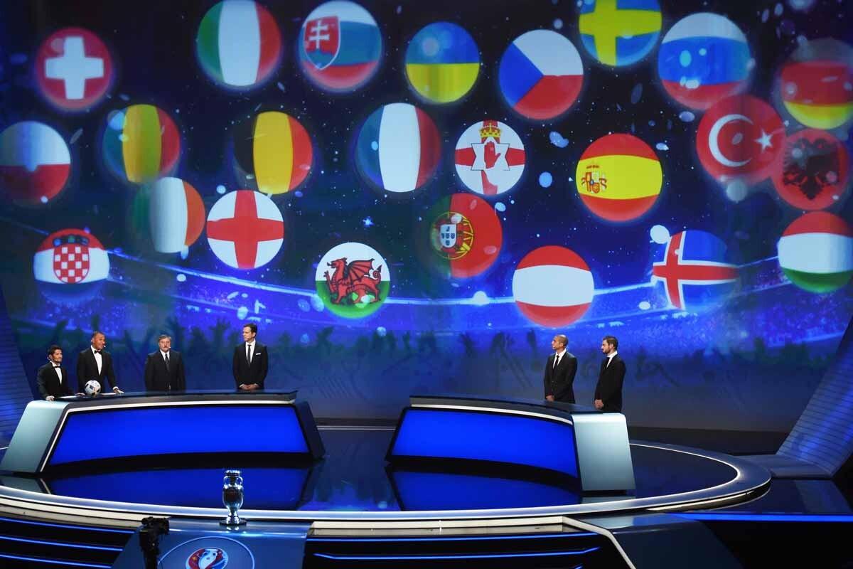 Grupos Eurocopa 2016