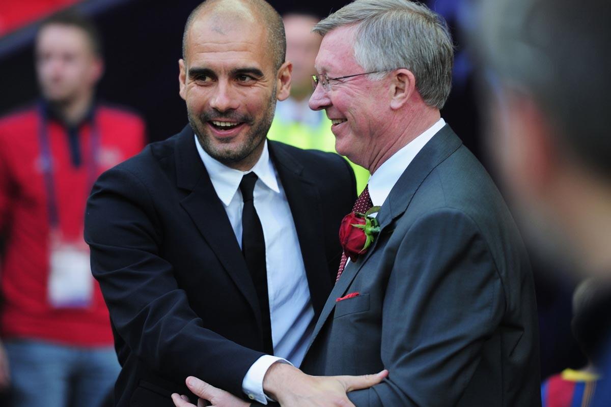 Pep Guardiola entrenará este verano al Manchester City