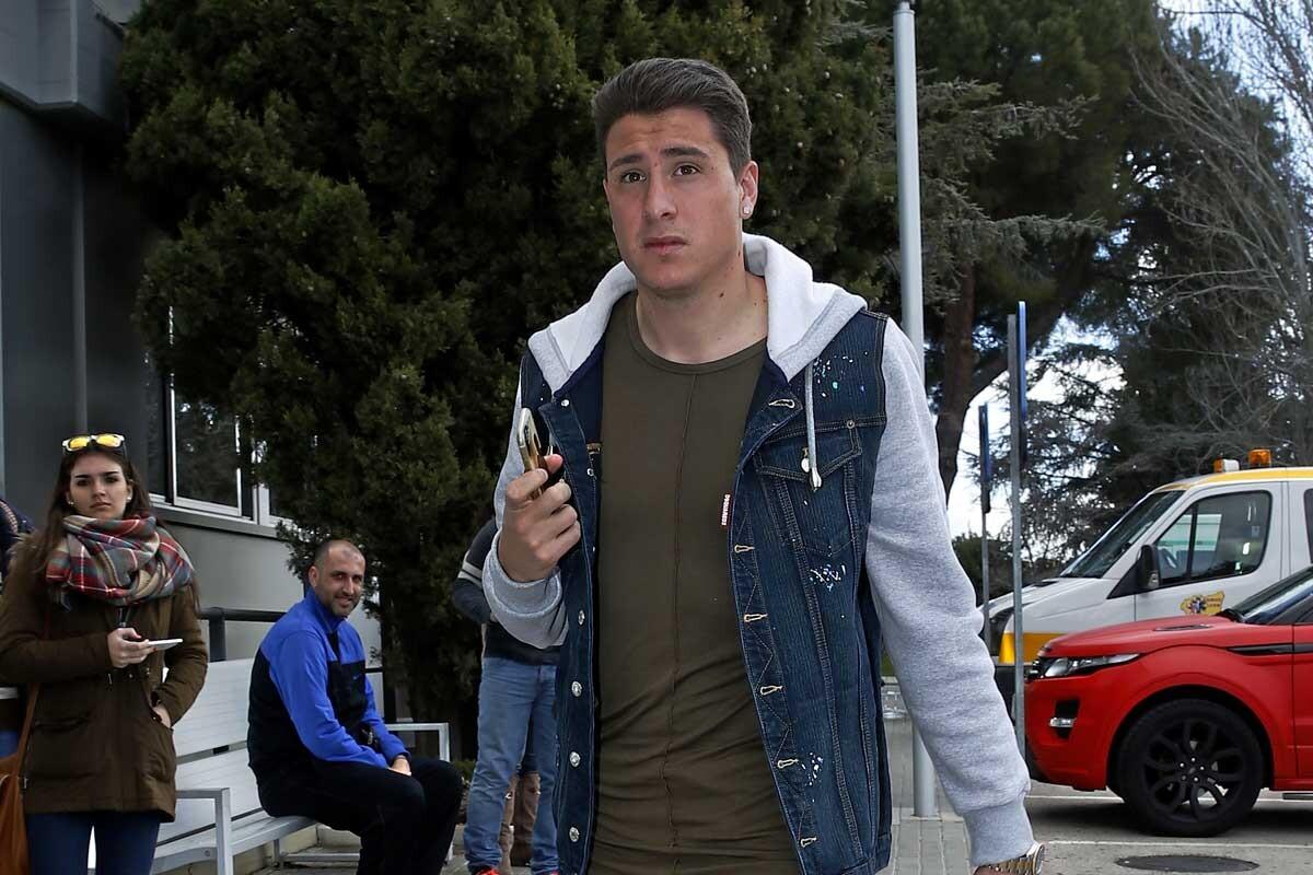 José María Giménez es jugador del Atlético de Madrid