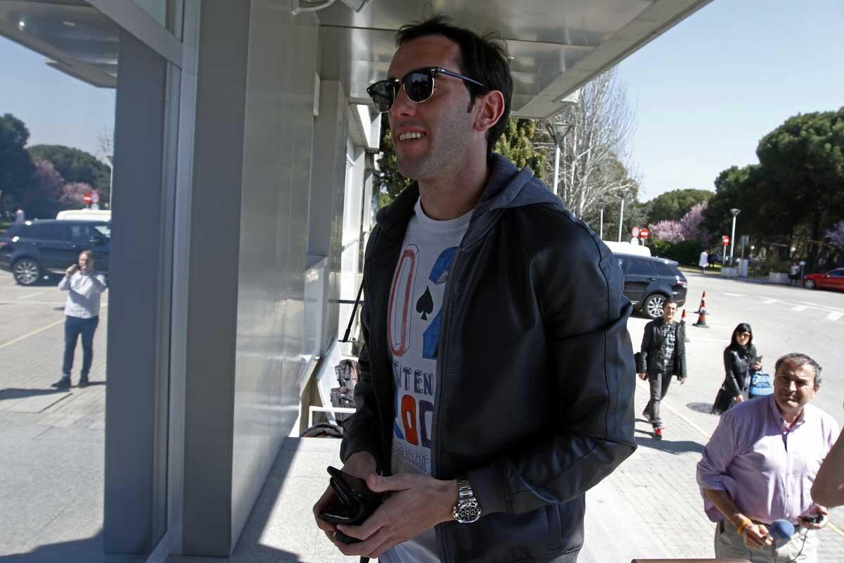 Godín es jugador del Atlético de Madrid