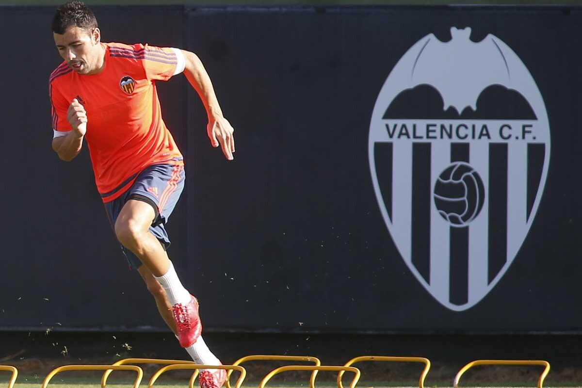 Javi Fuego es jugador del Valencia