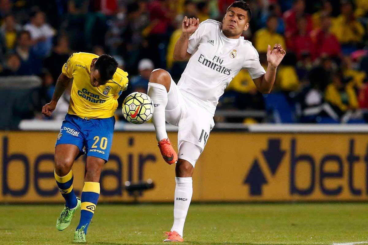 Las Palmas - Real Madrid, en directo