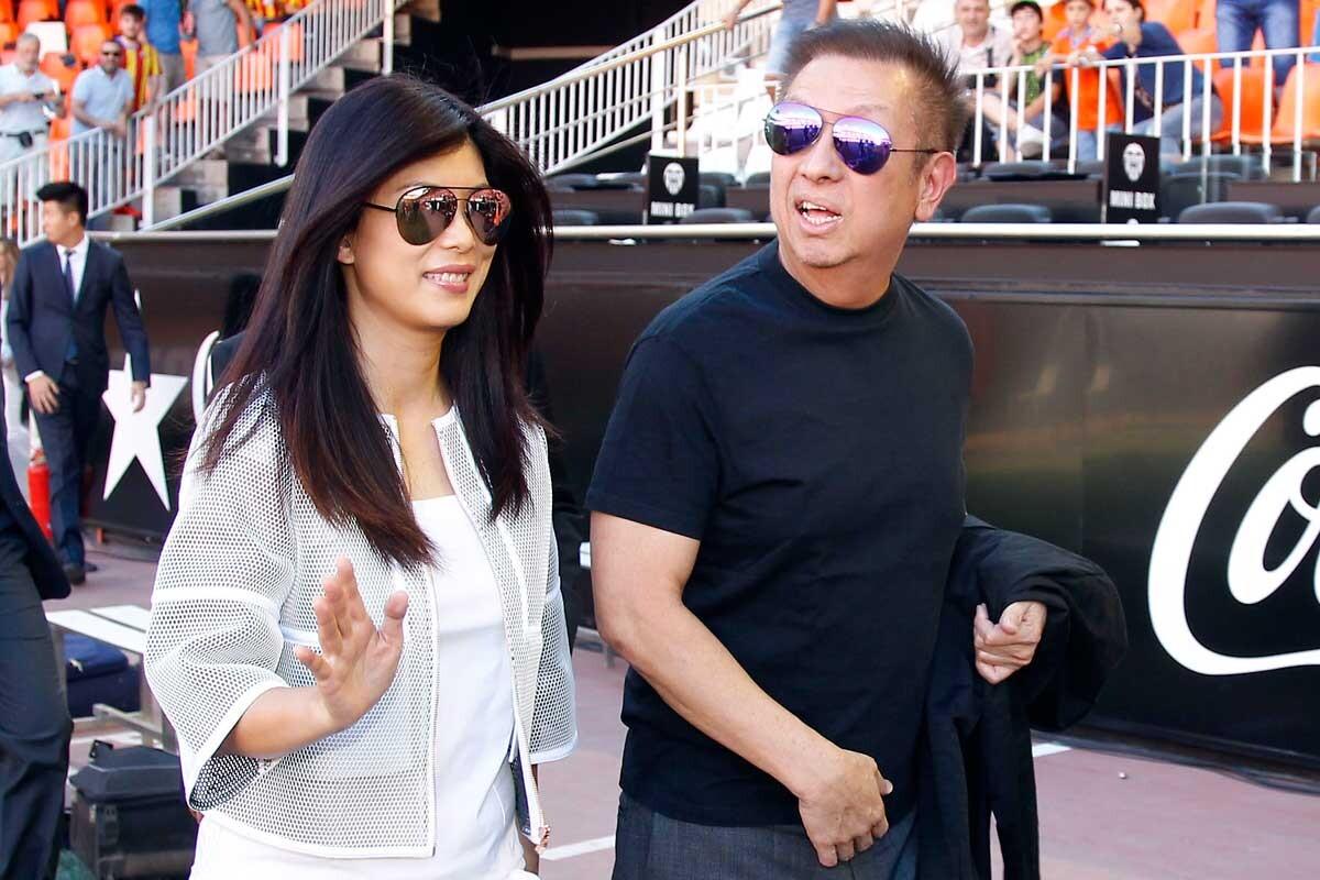 Peter Lim y LayHoon