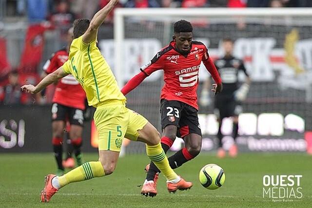 Ousmane Dembele, fichaje del FC Barcelona