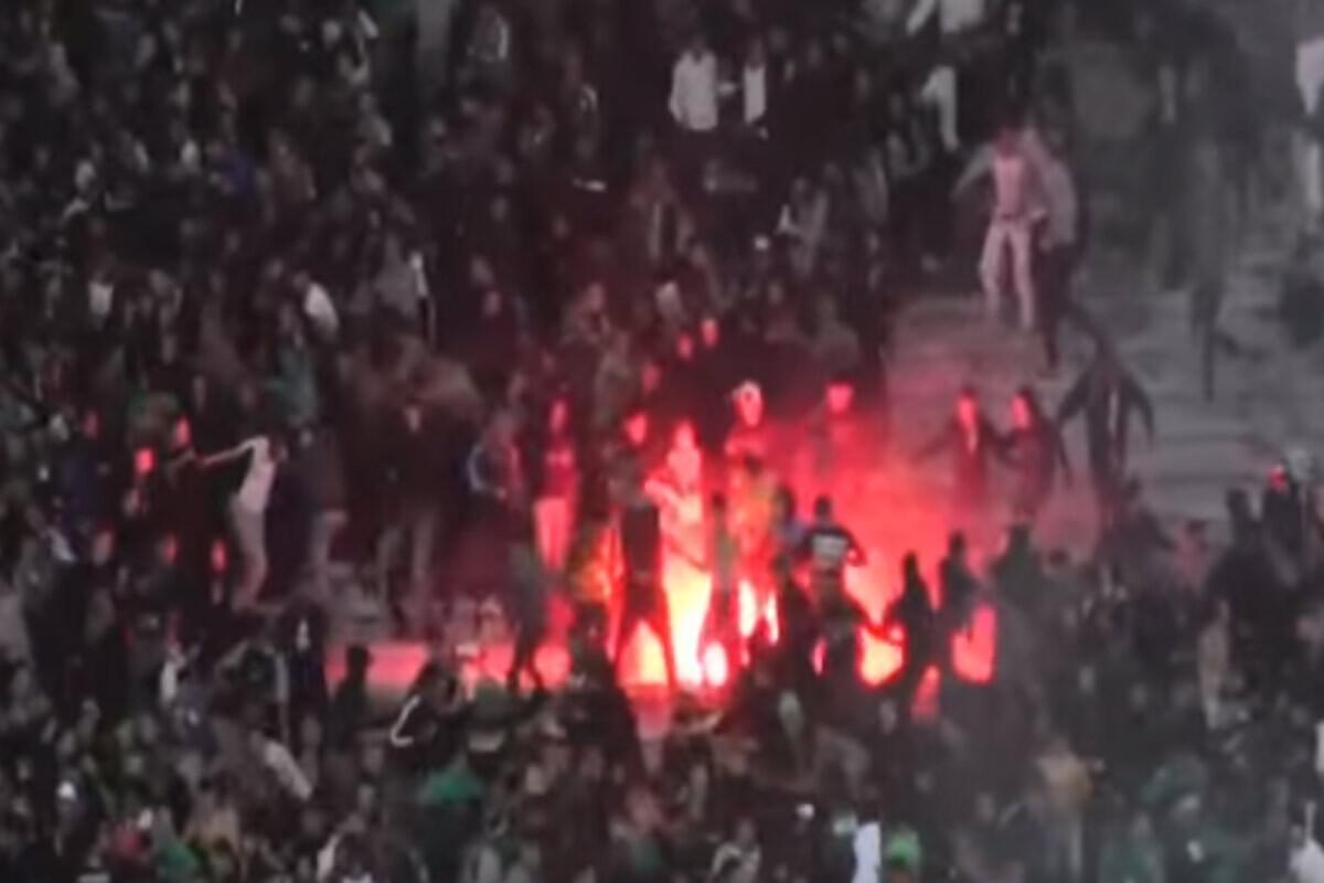 Dos muertos y 54 heridos de aficionados del Raja de Casablanca
