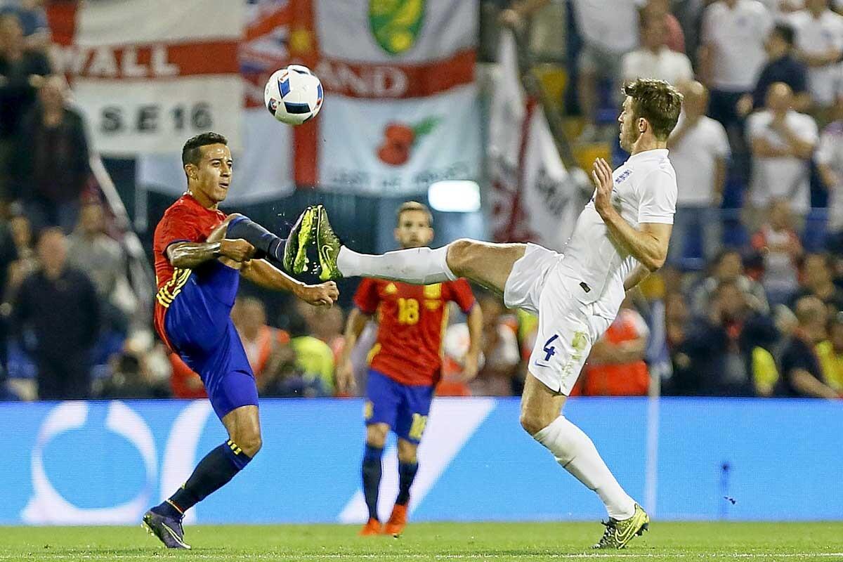 Thiago es un internacional español