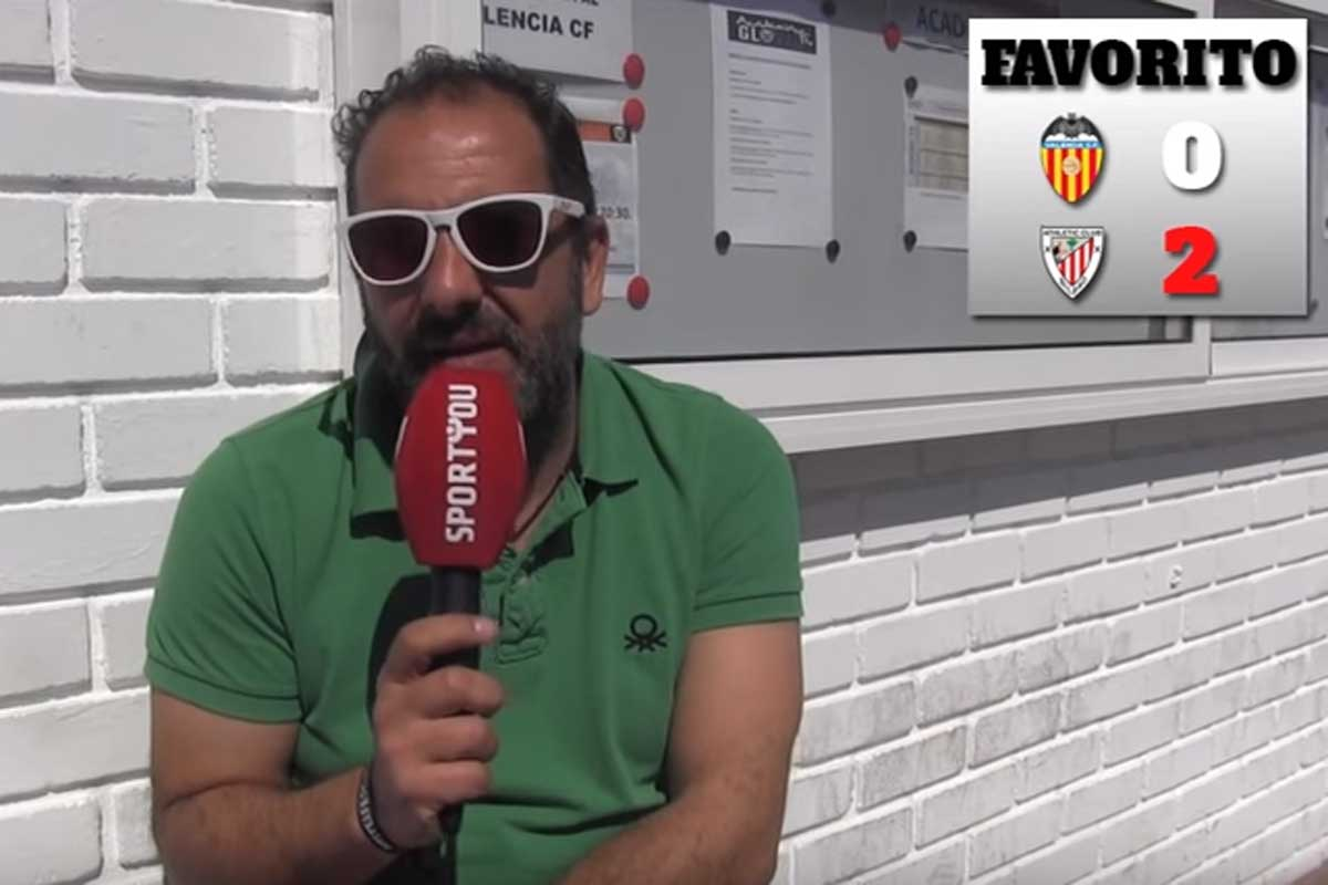 Valencia-Athletic, de la Europa League