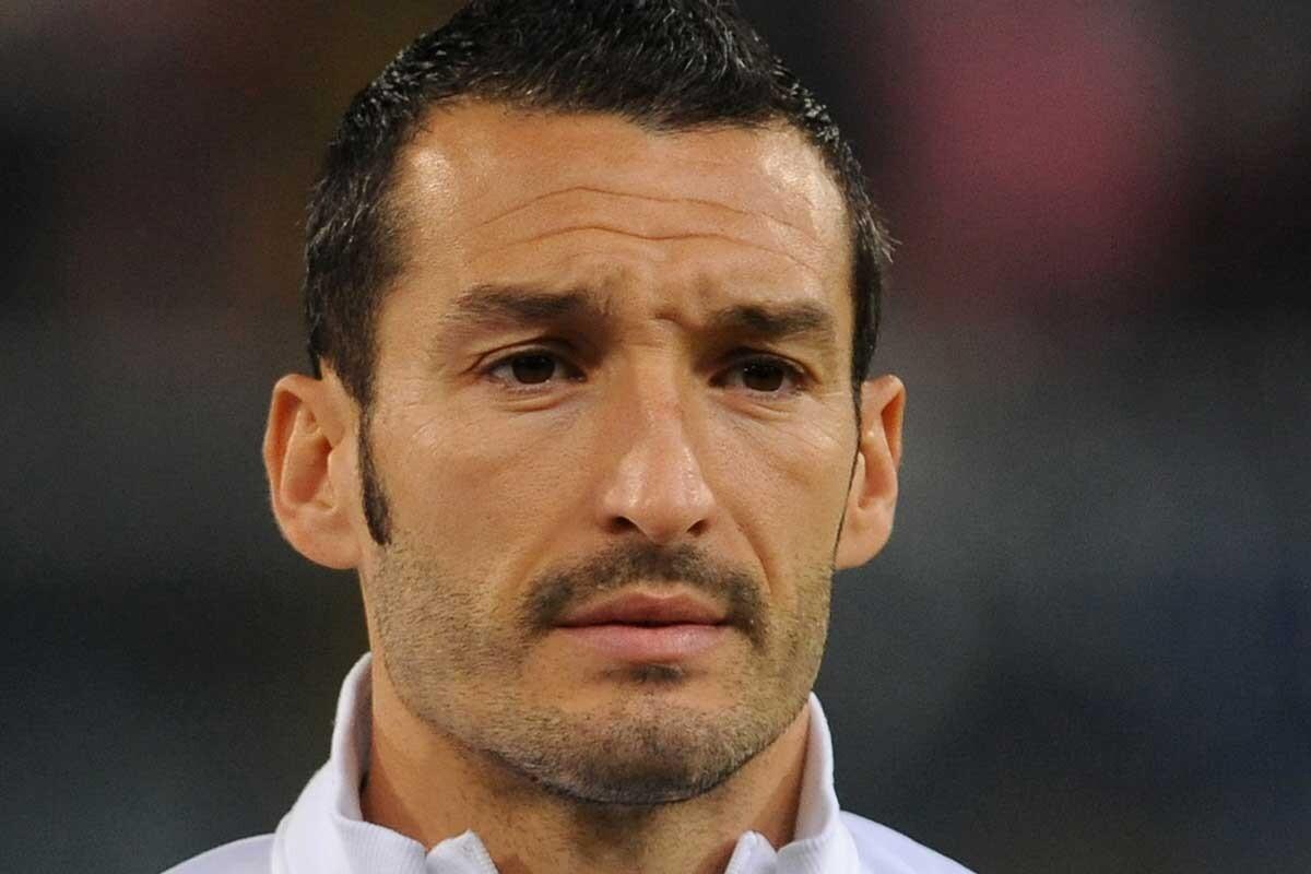 Zambrotta, ex jugador del Milan