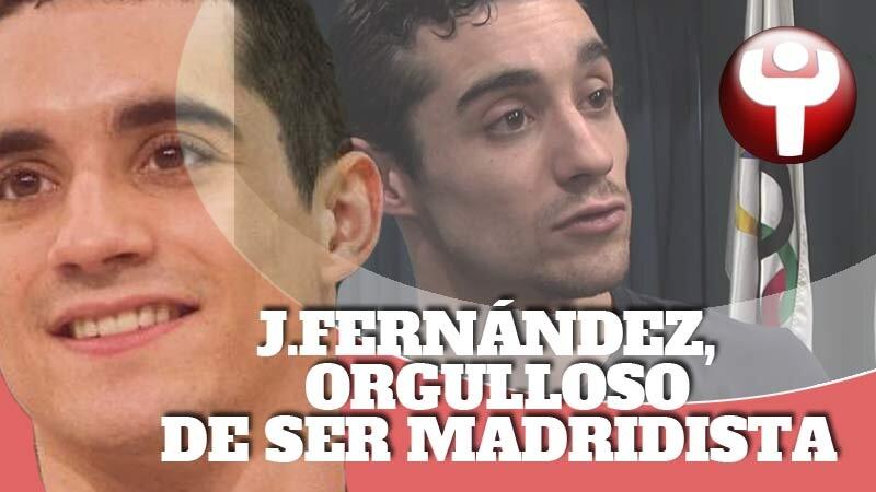 El patinador español hizo el saque de honor del Real Madrid-Villarreal