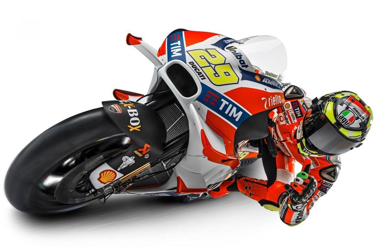 Ducati DesmoGP16