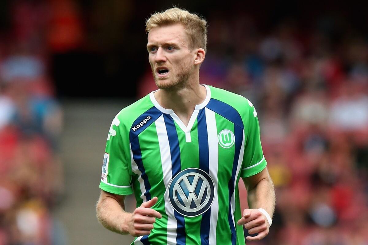 Andre Schurrle habla de la vuelta del Wolfsburgo ante el Real Madrid en el Bernabéu