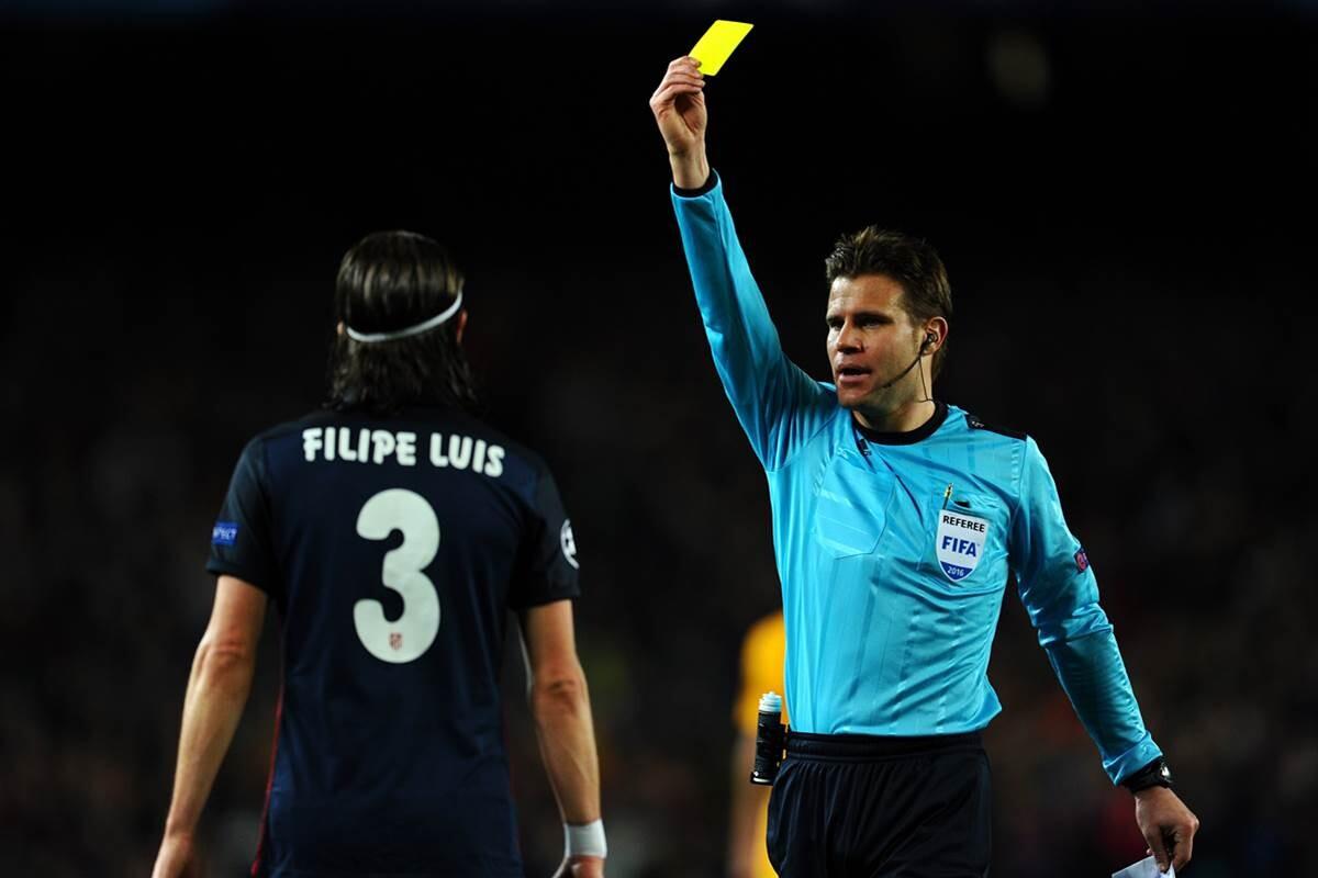 Gil Marin critica al árbitro del Atletico de Madrid Barcelona