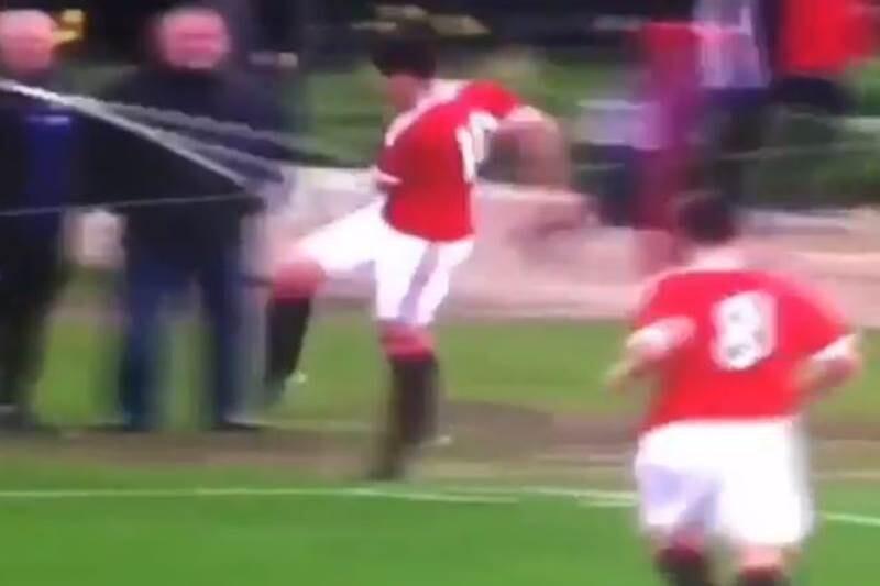 Barlow gol manchester united