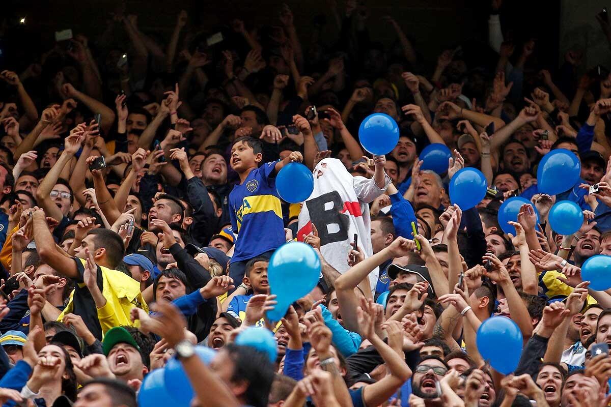 Tensión latente en el superclásico argentino