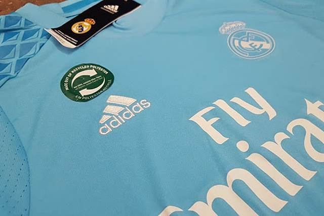 6722fab1ad8a0 Camiseta de portero del Real Madrid 2016-17