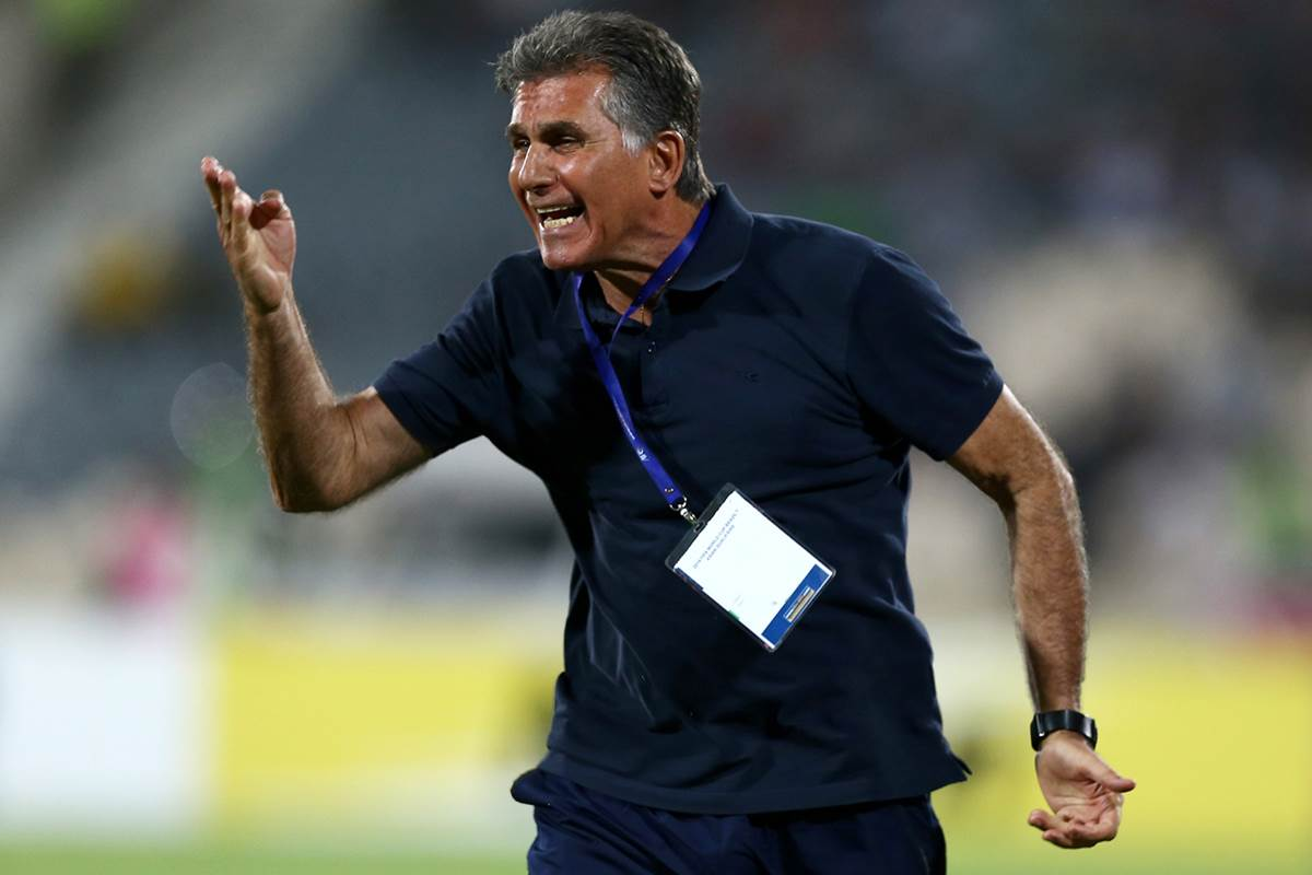 Carlos Queiroz critica a Florentino Pérez