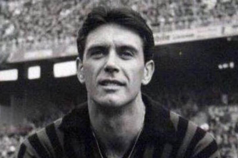 Cesare Maldini, despedido por su hijo, Paolo Maldini