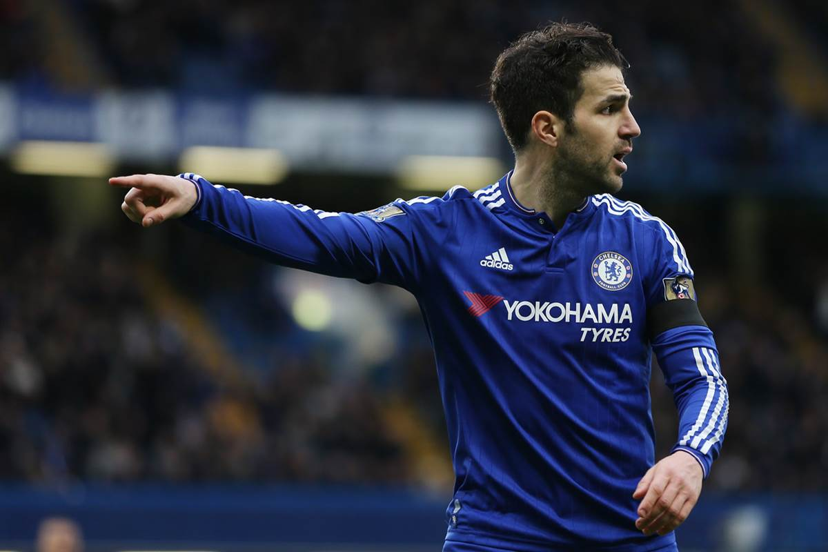 Cesc y su once ideal de la Premier League