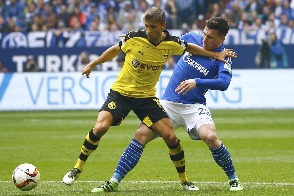 Dortmund vs Schalke, derbi del Ruhr