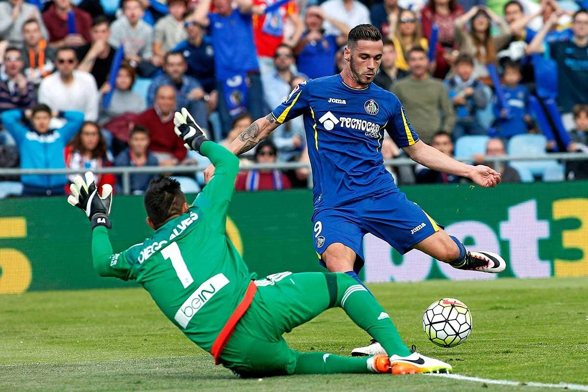 Getafe 2-2 Valencia