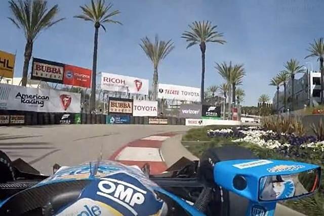 Vuelta a Long Beach de Marco Andretti