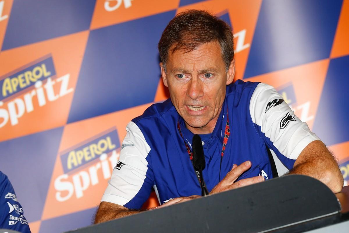 Lin Jarvis en Jerez