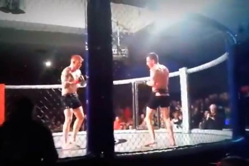 Joao Carvalho fallece tras pelea de UFC frente a Ward