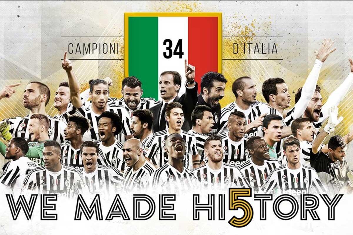 Es el 34º título liguero de su historia