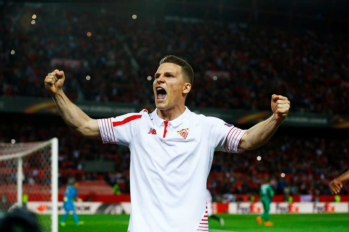 """""""Estoy muy feliz en Sevilla"""""""