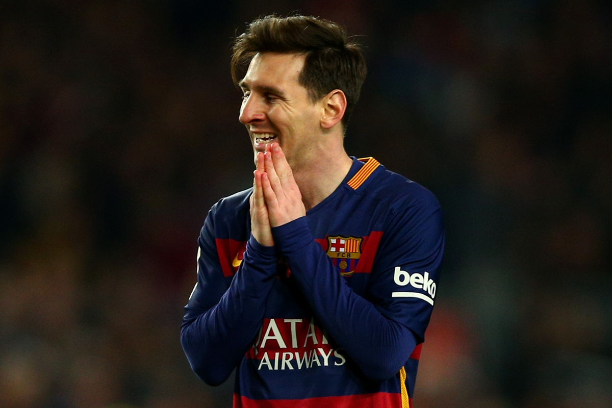 Reunión de Luis Enrique, Leo Messi y la plantilla del Barcelona para analizar el Clásico