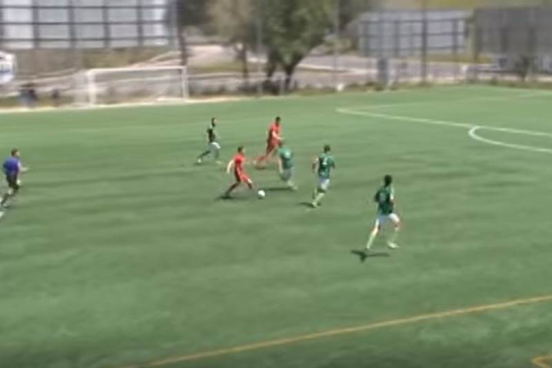 Mario Magallares gol toledo