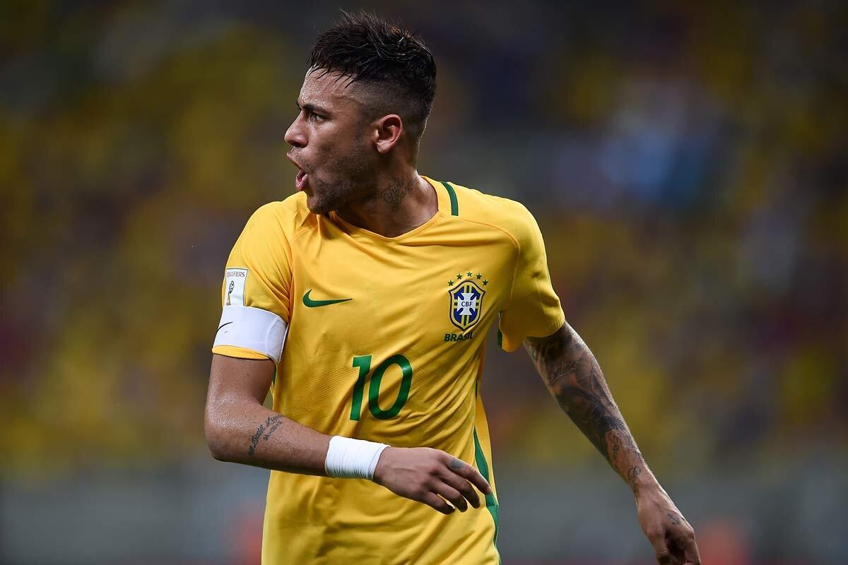Neymar se quedó fuera de la lista de Brasil y solo irá a los JJOO