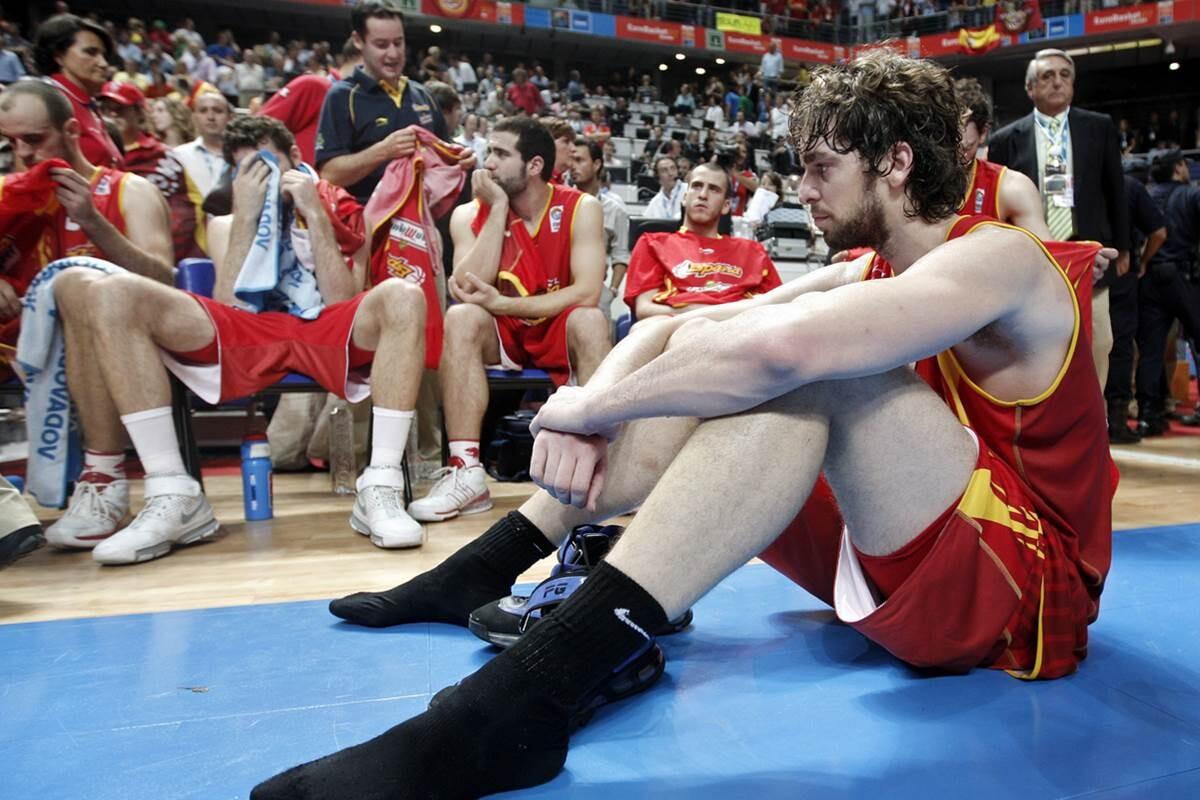 La FIBA excluye a España del Eurobasket