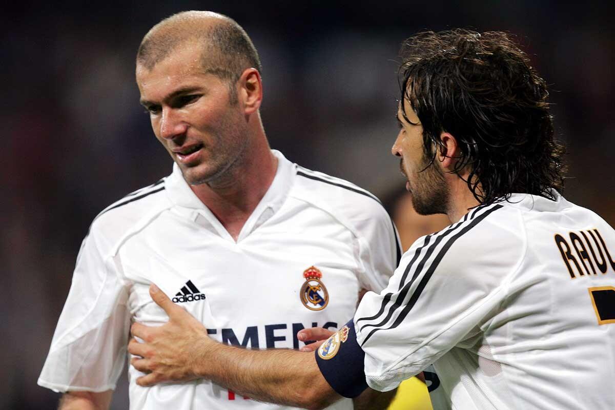 Asegura que no esperaba ver a Zidane en un banquillo
