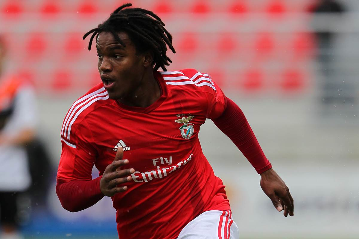Renato Sanches gritos racistas