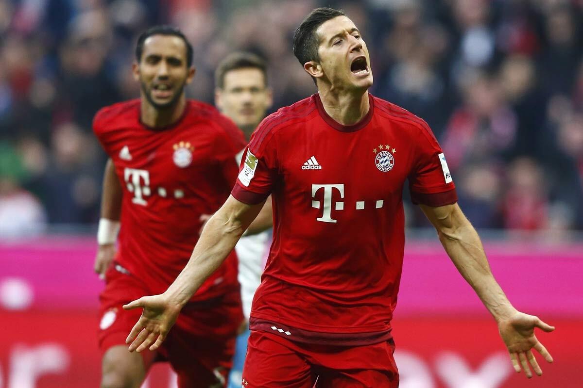 El Bayern gana al Schalke y empieza a descontar jornadas para proclamarse campeón
