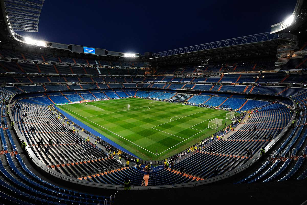 Los números del Madrid en casa invitan a pensar en la remontada ante el Wolfsburgo