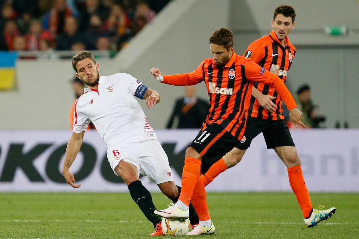 Sevilla vs Shakhtar