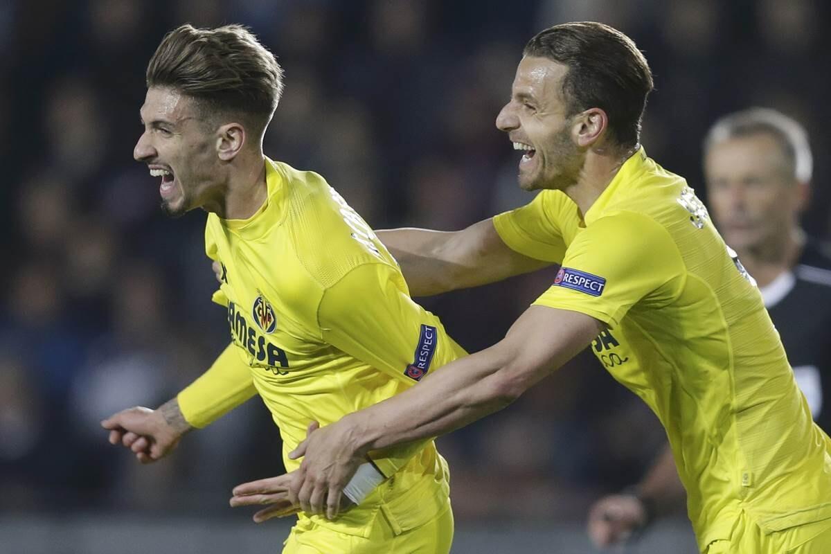 Villarreal Sparta Praga de Europa League