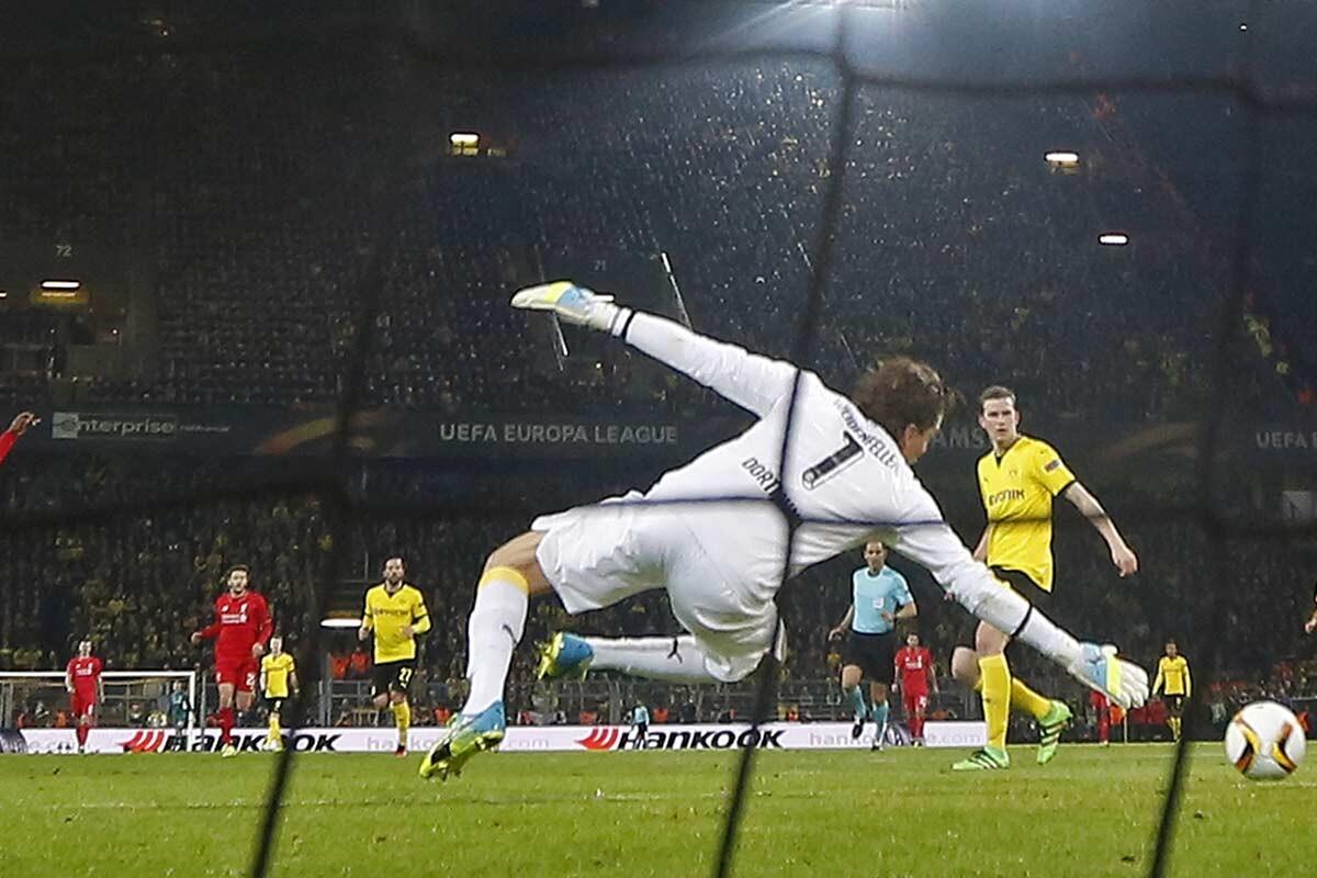 Weidenfeller, del Borussia Dortmund
