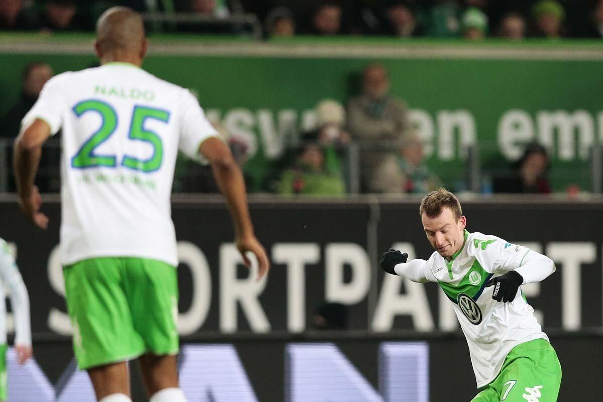 Wolfsburgo, rival del Real Madrid