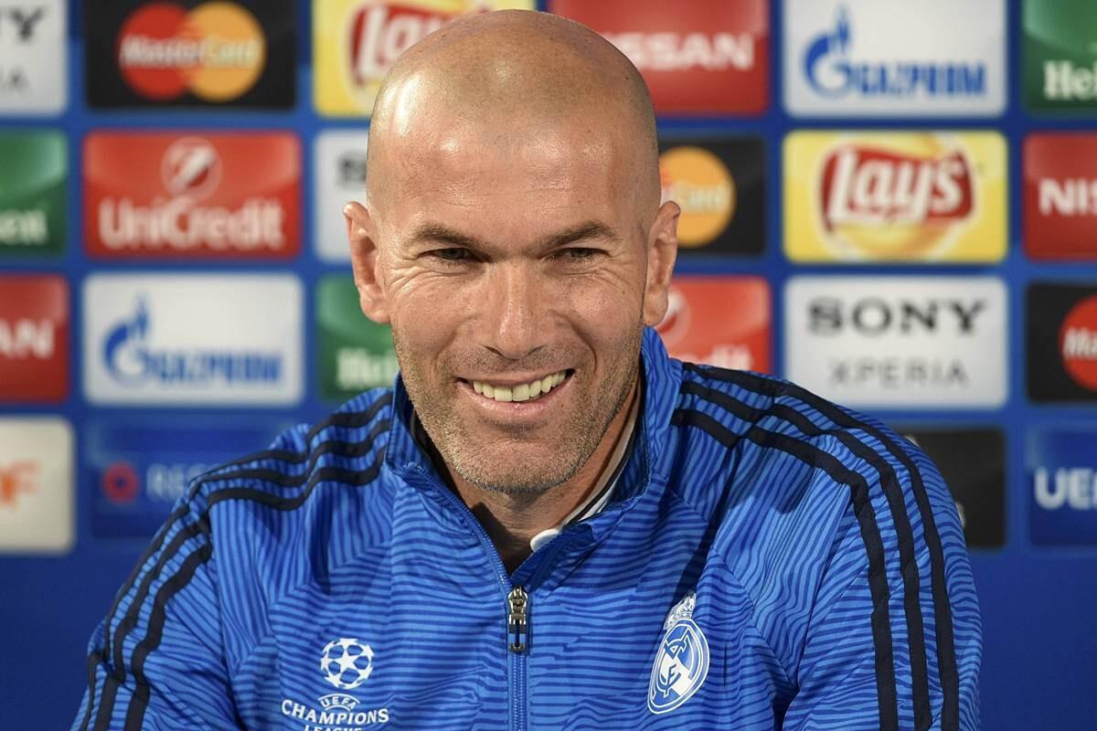 Zidane valencia