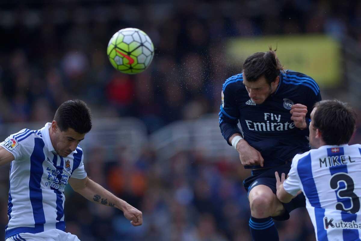 Real Sociedad-Real Madrid