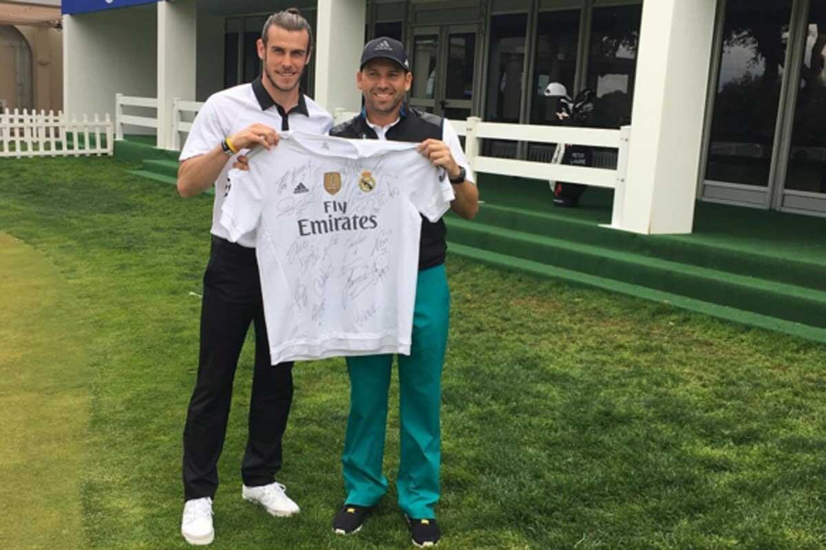 ¿Cuánto mide Sergio García Fernández? (Golf) Bale-sergio