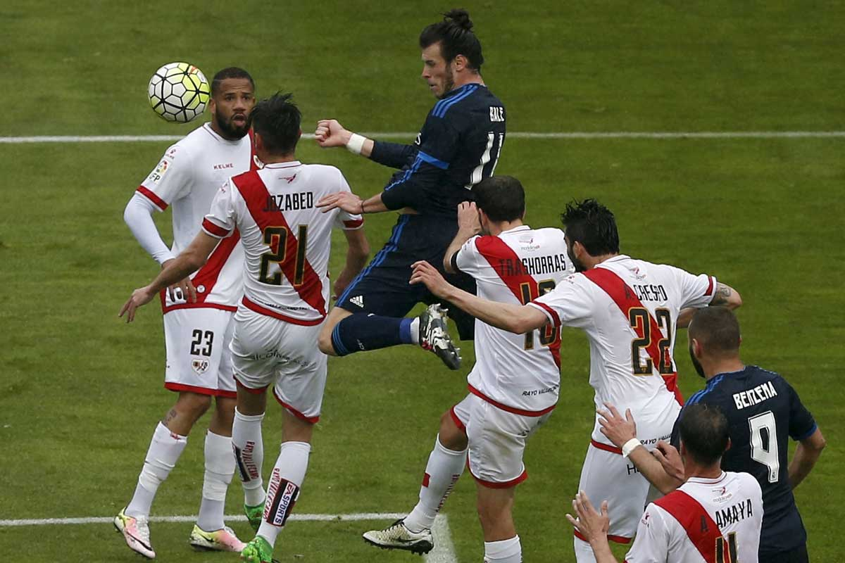 Rayo- Real Madrid