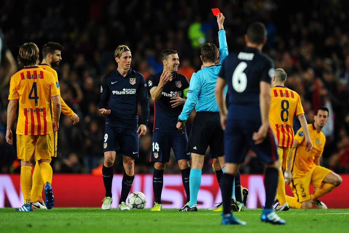 Fernando Torres hits out at referee and UEFA SPORTYOU