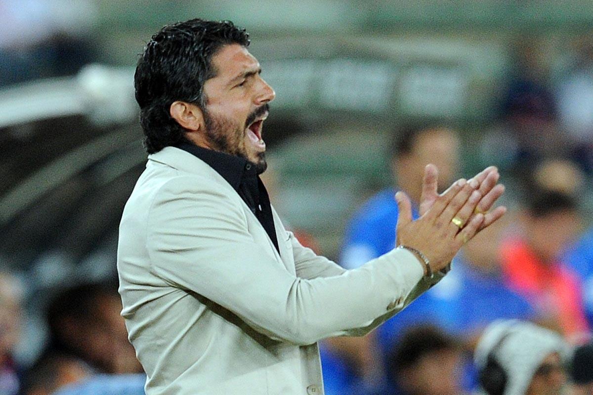 Gennaro Gattuso es entrenador del Pisa